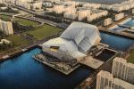 Строительство «Театра песни» в Петербурге планируют начать во второй половине 2018 года