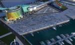 Возле «Лахта-центра» построят яхт-клуб за 60 млн долларов