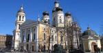 Реставраторы воссоздадут первоначальный облик центрального купола Владимирской церкви в Петербурге