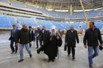 РПЦ: для достройки «Санкт-Петербург Арены» пришлось призвать «божьи силы»
