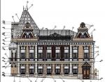 Кованые ворота и балконы в старом стиле: в Самаре отреставрируют дом Линева-Разина