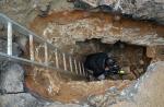 Археологи нашли древнюю бойницу в Китайгородской стене