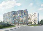 На месте парковки в Строгино построят гостиничный комплекс
