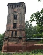 Сгоревшую водонапорную башню восстановит Лесотехническая академия