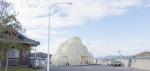 Архитектура: Терминал-облако в японском порту