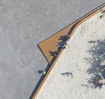 Полигон песочных замков