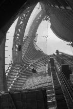 Архитектура: Стройка небоскрёба в Китае