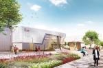 Утвержден проект реконструкции здания ТРЦ «Золотой Вавилон» в Отрадном. Авторы – Blank architects