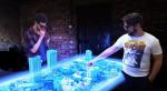 Многопользовательский голографический стол для демонстрации архитектурных проектов