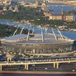 Завершение ремонта крыши «Зенит-Арены» перенесено на неопределенный срок