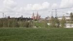 Парк «Зарядье» — на месте снесенной гостиницы «Россия»