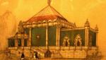 """Выставка """"Итальянские постройки Алексея Щусева"""" открылась в столице"""