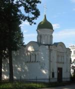 РПЦ на сто лет передали часовню-памятник