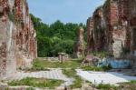 Для реставрации руин замка Бранденбург в Калининградскую область завезут 100 тысяч кирпичей