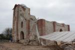 Отреставрированный храм на Рюриковом городище откроют для показа в 2018 году