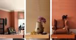 Dulux представляет: цвет в интерьере – Оранжевый