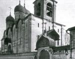 Московская мэрия включила в реновацию собор Успения на Апухтинке