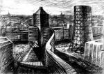 «Город никогда»: бумажный Новосибирск
