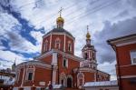 Московский храм Петра и Павла у Яузских ворот передан РПЦ