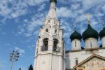 В Ярославле демонтируют тестовые опоры освещения Советской площади