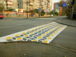 Фото: Необычный пешеходный переход в Челябинске