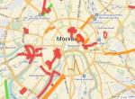 Что перекопают в Москве в 2018 году. Карта
