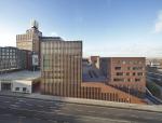 Клинкерный квартал. Фасады из клинкера Hagemeister помогли связать ансамбль колледжей с важным «соседом» – комплексом исторической пивоварни в Дортмунде