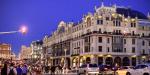 Фасады гостиницы «Метрополь» отреставрируют в 2018 году
