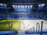 Вместе с полем со стадиона выкатят «Зенит»