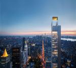В Нью-Йорке построят небоскреб по проекту бюро из России. Оно занималось «Цветным» и Парком Горького