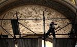 Реставрационные работы компании GRAPHITE. Фотография предоставлена Агентством ИЧЕ