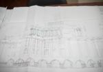 В Правительство Тверской области переданы обмерные чертежи здания Речного вокзала