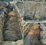 Переулок XVII века обнаружили псковские археологи во время раскопок на улице Свердлова