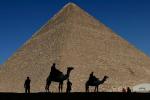 В пирамиде Хеопса нашли полость размером с самолет