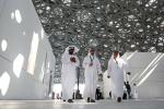 В Абу-Даби открылся Лувр без стен