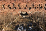 Осенняя архитектура Барнаула в объективе Александра Деринга