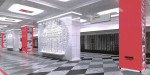 Станцию метро «Рассказовка» оформили в виде библиотеки