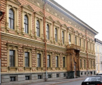 В Петербурге завершили реставрацию фасада Дома барона Штиглица