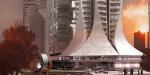 Началось строительство самого высокого жилого дома в Мехико от Zaha Hadid Architechts