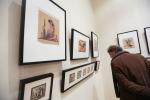В Музее архитектуры открылась красивая выставка Якова Чернихова