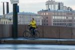 КРТИ попросил петербуржцев оценить качество городских велодорожек