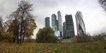 В «Москва-Сити» завершено строительство комплекса «Башня Федерация»