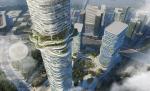 Во Вьетнаме построят самый высокий небоскреб с лесом на фасаде