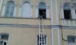 В Туле горел Дом Губернатора