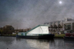 Плавающую церковь с залом для йоги построят в Лондоне