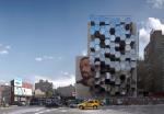 Шестиугольные капсулы для нью-йоркских бездомных