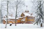 Архитектура: «Терем» в Костромской области, восстановленный московским бизнесменом