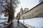 Прогулка по Пскову: тлен, красота и пустота