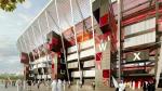 Архитектура: Стадион из грузовых контейнеров