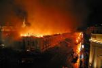Москва в огне: крупнейшие пожары в исторических зданиях столицы
